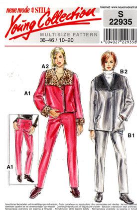 Neue Mode 22935neu