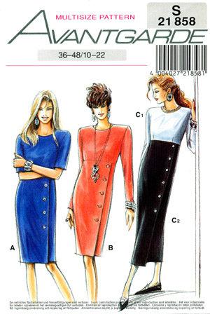 Neue Mode 21858neu