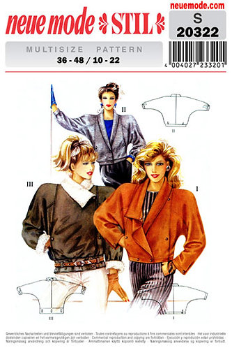Neue Mode 20322neu