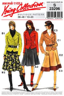 Neue Mode 23296neu