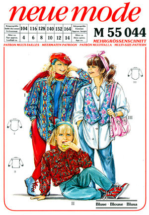Neue Mode 55044neu