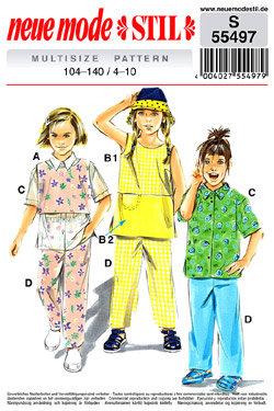 Neue Mode 55497neu
