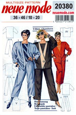 Neue Mode 20380neu
