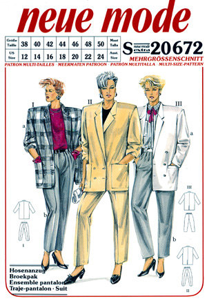 Neue Mode 20672neu