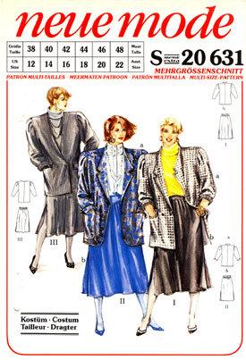 Neue Mode 20631neu