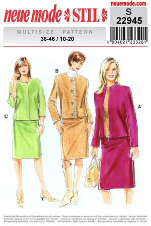 Neue Mode 22945neu
