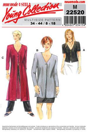 Neue Mode 22520neu