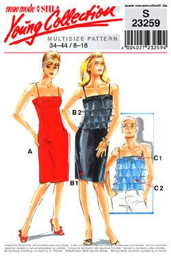 Neue Mode 23259neu
