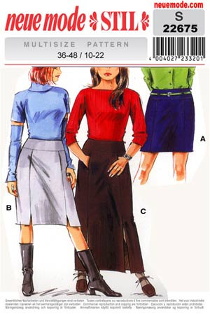 Neue Mode 22675neu