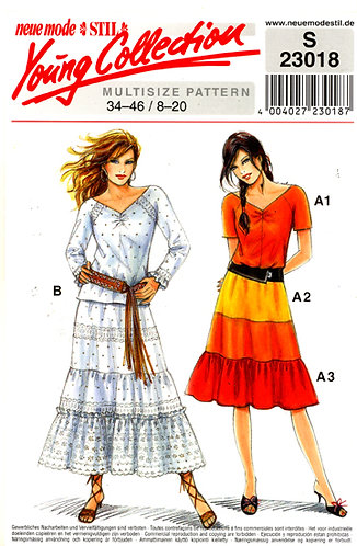 Neue Mode 23018neu