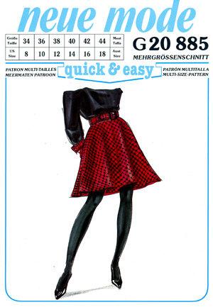 Neue Mode 20885neu
