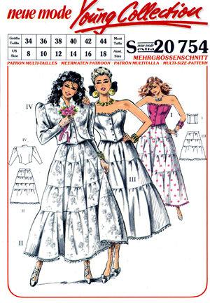 Neue Mode 20754neu