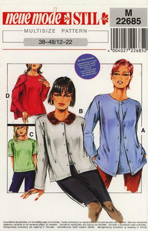 Neue Mode 22685neu