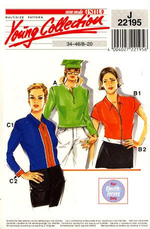 Neue Mode 22195neu