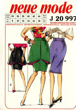 Neue Mode 20997neu