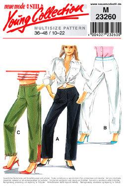 Neue Mode 23260neu
