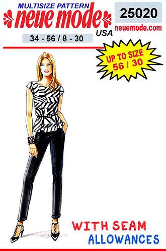 Neue Mode 25020neu