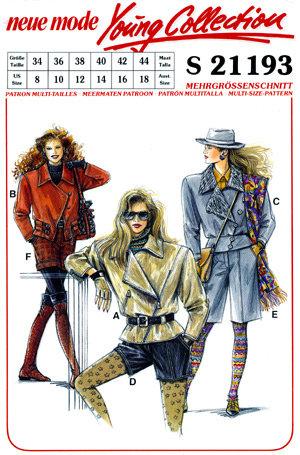 Neue Mode 21193neu