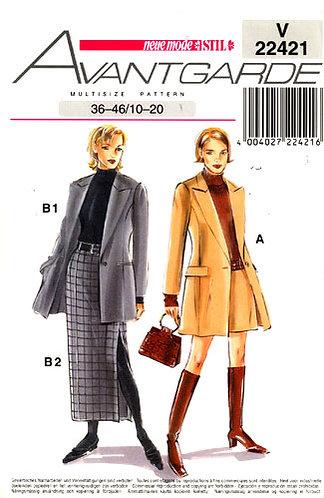 Neue Mode 22421neu