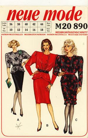 Neue Mode 20890neu