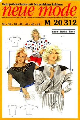 Neue Mode 20312neu