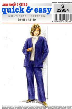 Neue Mode 22954neu