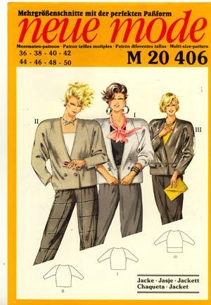 Neue Mode 20406neu