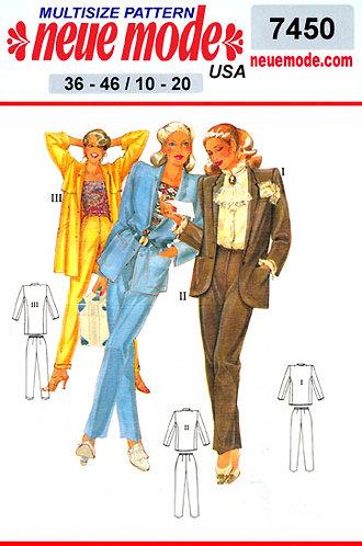 Neue Mode 7450neu
