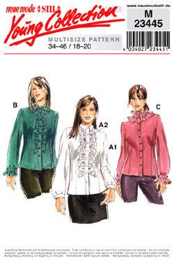 Neue Mode 23445neu