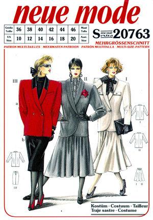Neue Mode 20763neu
