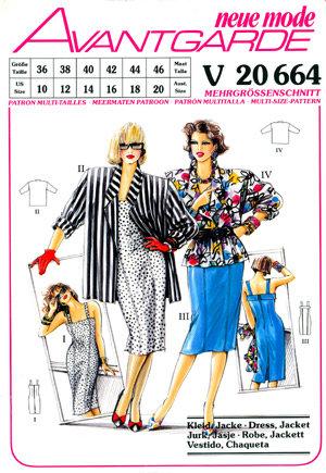 Neue Mode 20664neu