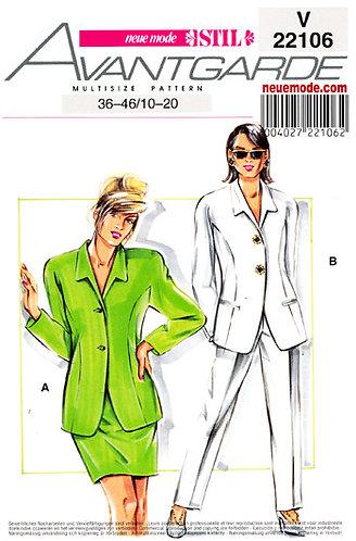 Neue Mode 22106neu