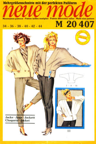 Neue Mode 20407neu