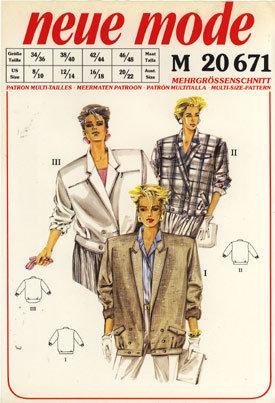 Neue Mode 20671neu