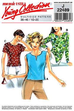 Neue Mode 22489neu