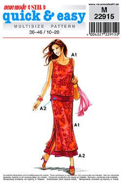 Neue Mode 22915neu