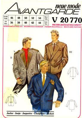 Neue Mode 20770neu
