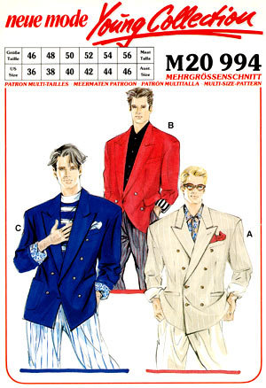 Neue Mode 20994neu