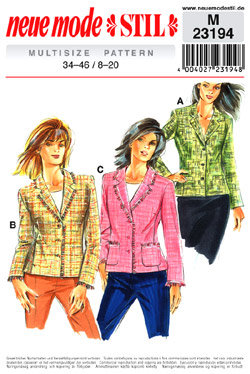 Neue Mode 23194neu