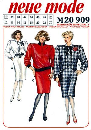 Neue Mode 20909neu