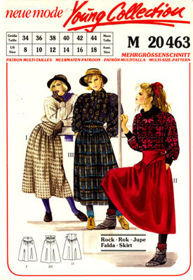 Neue Mode 20463neu