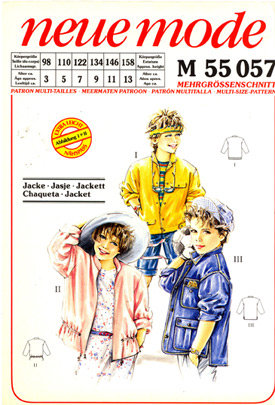Neue Mode 55057neu