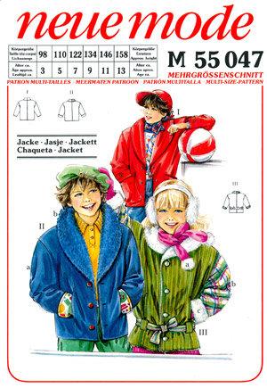 Neue Mode 55047neu