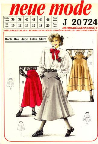 Neue Mode 20724neu
