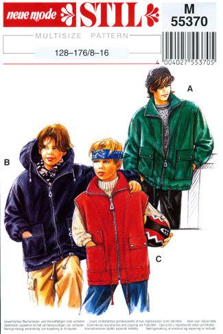 Neue Mode 55370neu