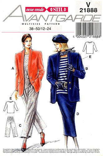 Neue Mode 21888neu
