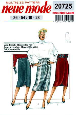 Neue Mode 20725neu