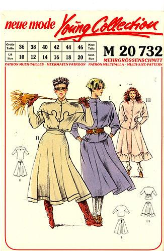 Neue Mode 20732neu