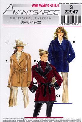 Neue Mode 22947neu
