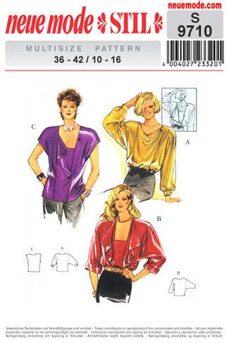 Neue Mode 9710neu